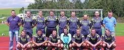 Unsere 2. Mannschaft 2014/15