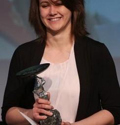 Auszeichnung für Tabea Ha..