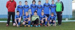 D-Jugend in der Saison 2014/2015